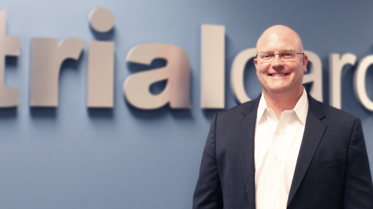 Mrak Droke, vice president of sales with TrialCard