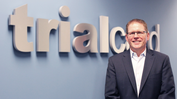 Mark Bogonich, chief financial officer with TrialCard