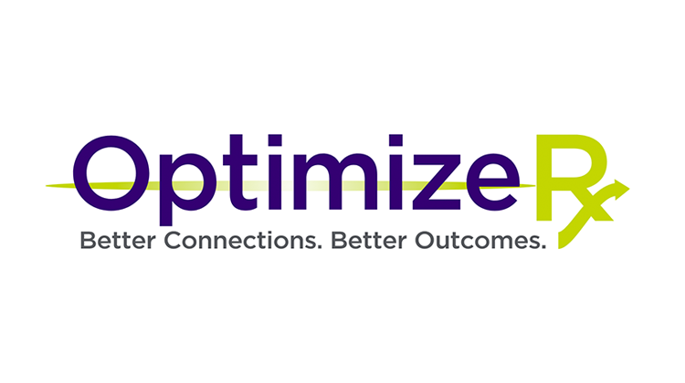 Logo for Optimize Rx, Better connections. Better outcomes.