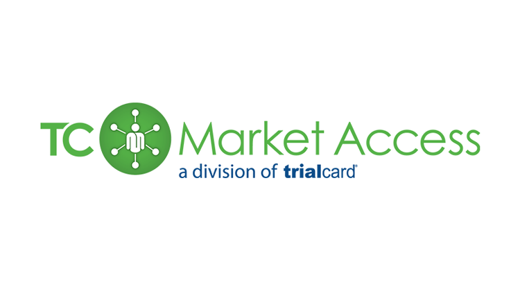 The TC Market Access logo with TrialCard