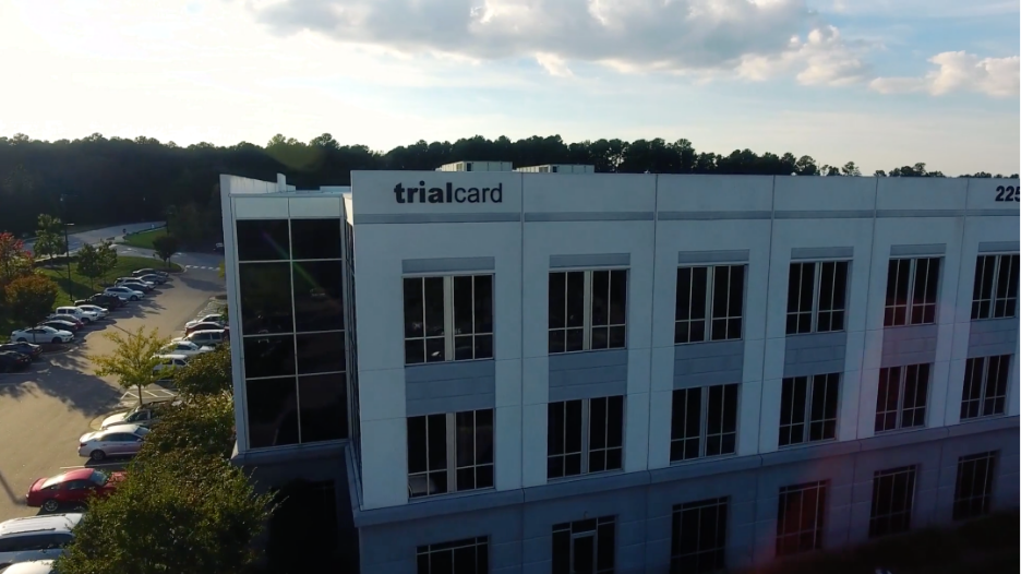 The TrialCard office building
