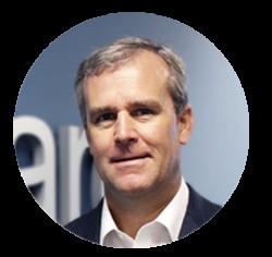 Michael Carlin, vice president, marketing