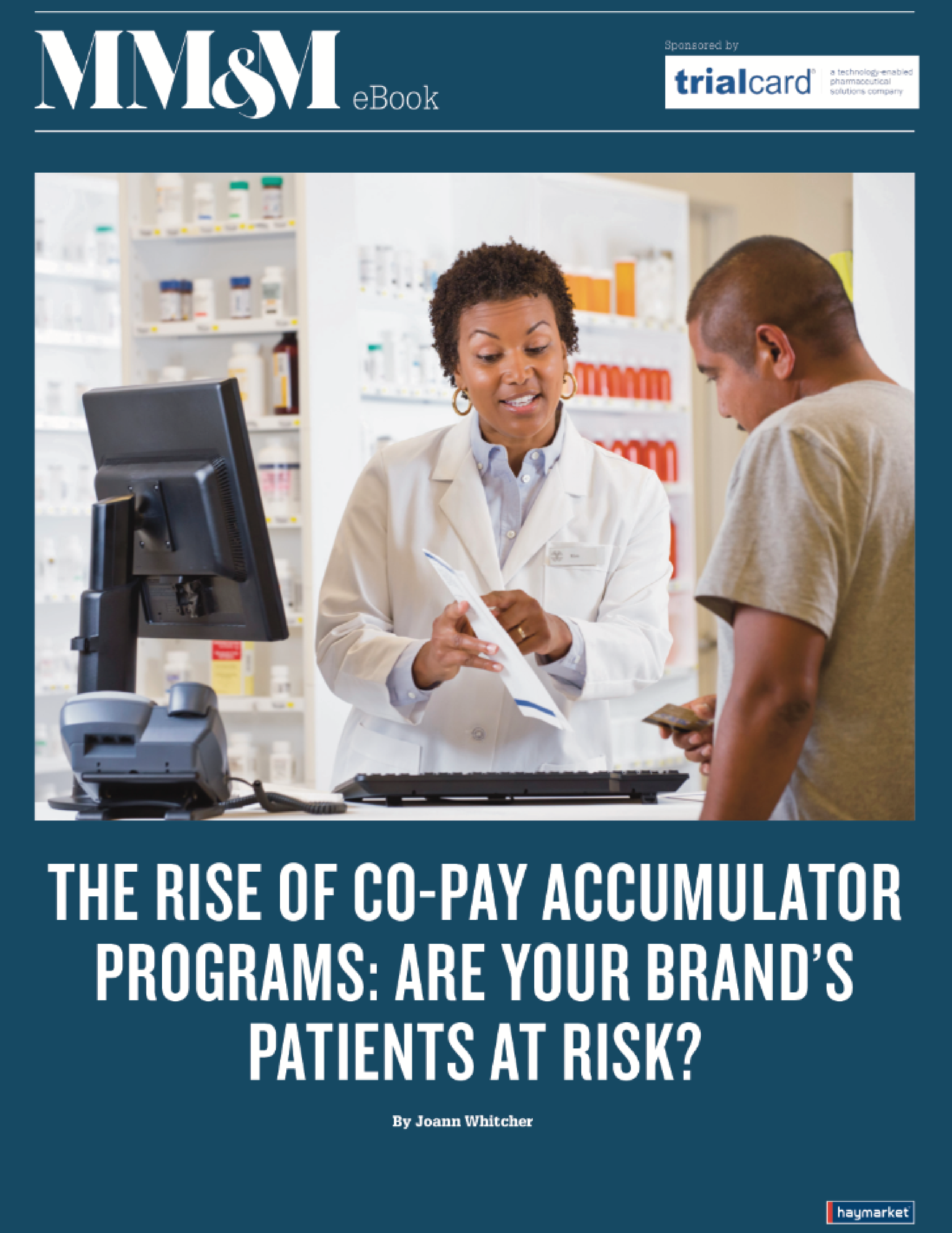eBook -- The Rise of Co-Pay Accumulator Programs: Are Your Brand's Patients at Risk?