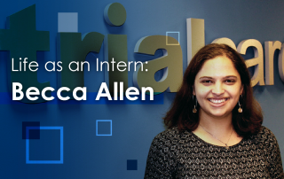 Life as an intern: Becca Allen