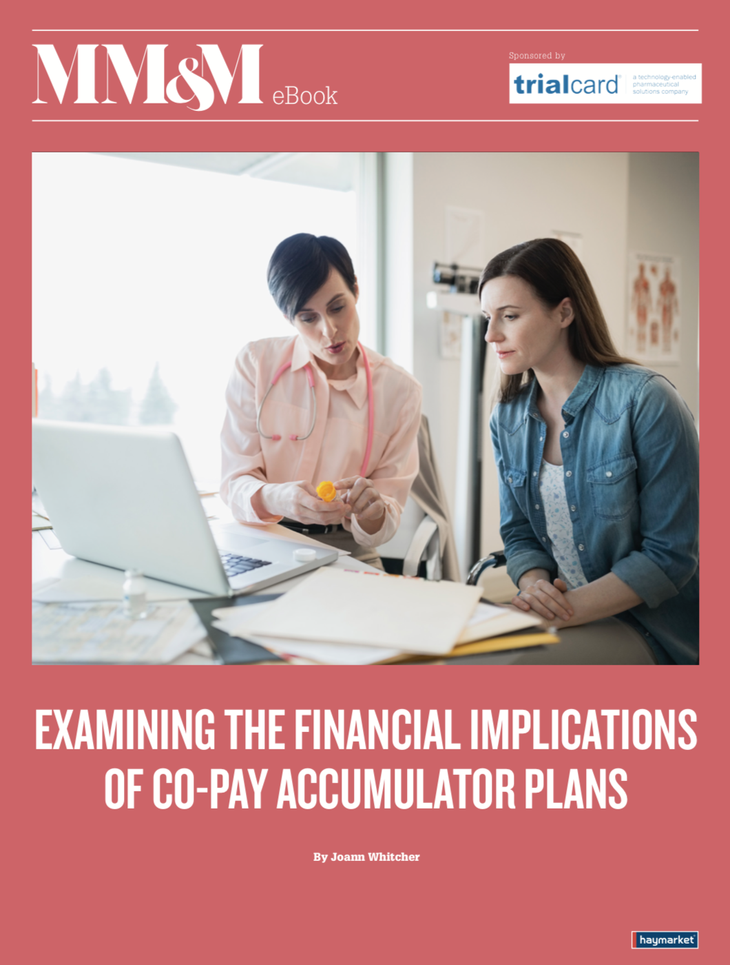 E-book -- Examining the Financial Implications of Co-Pay Accumulator Plans