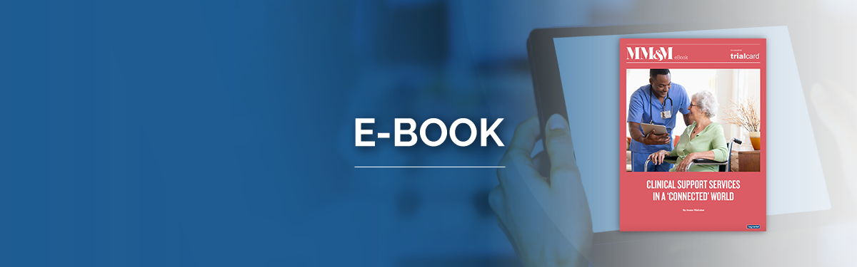 """E-Book - Clinical Support Services in a """"Connected"""" World"""
