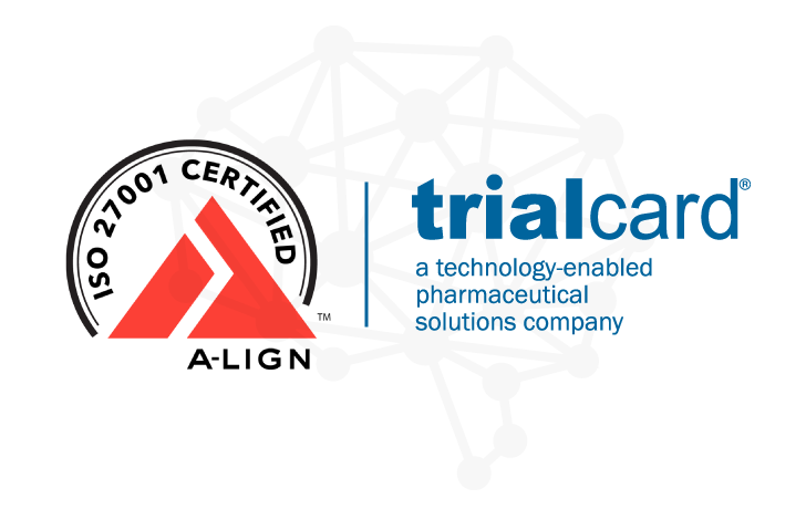 TrialCard earns ISO 27001 certification